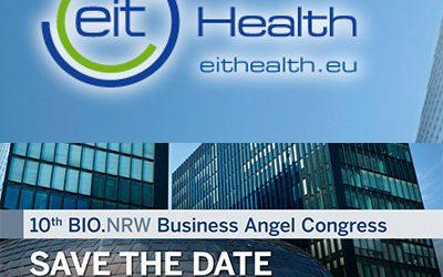 Save the Date! 10th BIO.NRW Business Angel Congress