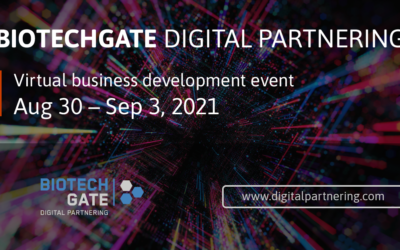 Biotechgate Digital Partnering – Virtual Business Development Event