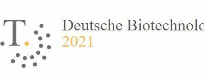 BIO.NRW bei den Deutschen Biotechnologietagen (DBT) 2021 in Stuttgart