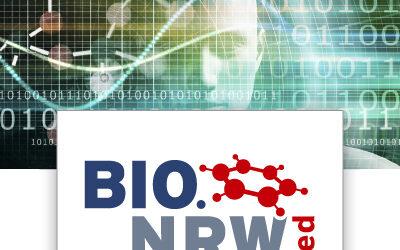 """Networking in Präsenz –  BIO.NRW.red-Netzwerkveranstaltung """"Künstliche Intelligenz in der roten Biotechnologie #02"""" hat am 05.10.2021 stattgefunden"""