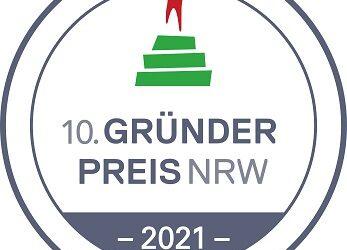 Die zehn Finalisten für den 10. GRÜNDERPREIS NRW stehen fest